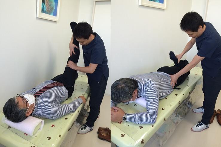 腰痛 図8